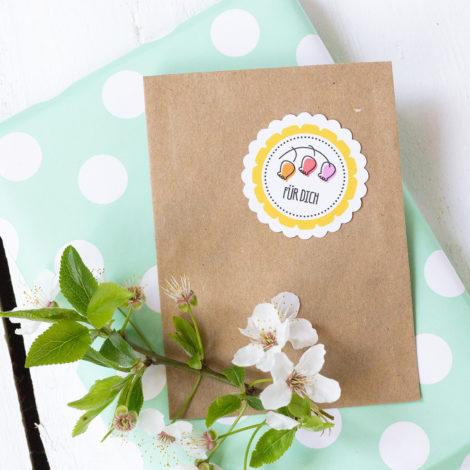 Geschenkanhänger Ostern Details Geschenkidee Kleine Papeterie