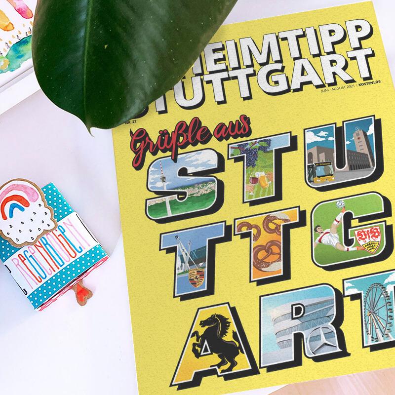 Geheimtipp Stuttgart auf ein Maultäschle mit Sarah Gilgien